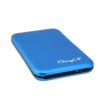 Ckeyin ® Carcasa de disco duro de aluminio USB 3.0 Super Speed ...