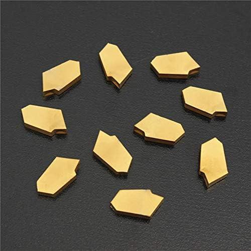 Carbide Werkzeug-Zubehör, CNC-Werkzeugzubehör, Ma SP300 NC3030, 10 Karbid-Einsätze Drehwerkzeughalter Carbide Insert Lathe Blades
