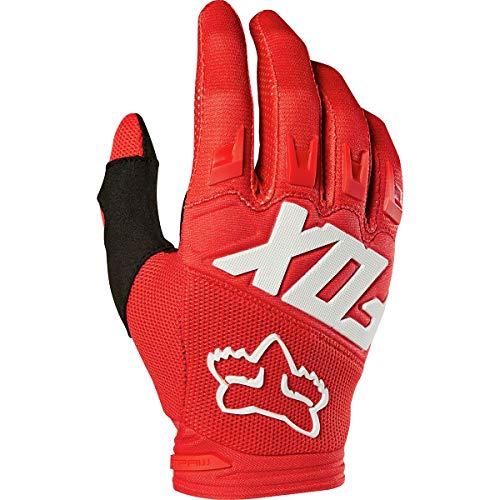 Fox Racing 2019 Dirtpaw Gloves Red Medium