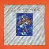 CAPTAIN BEYOND s/t LP Vinyl VG+ Cover VG+ 1972 Capricorn CP 0105