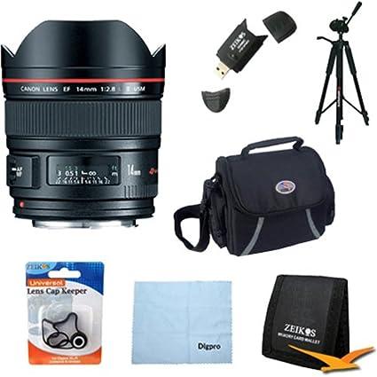 Canon Ef 14 Mm F 2 8l Ii Usm Ultra Weitwinkel Objektiv Kamera