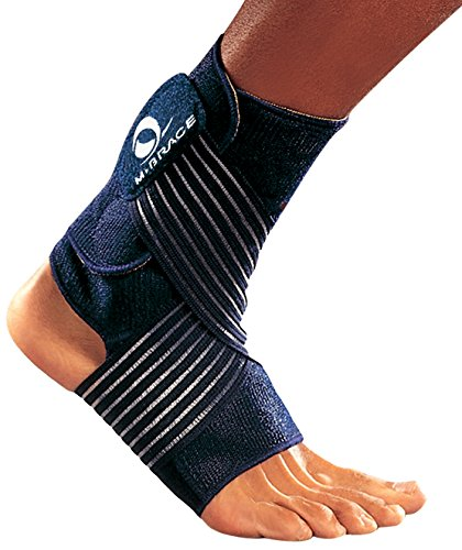 M-Brace AIR Ankle Lock, Blue, Regular -