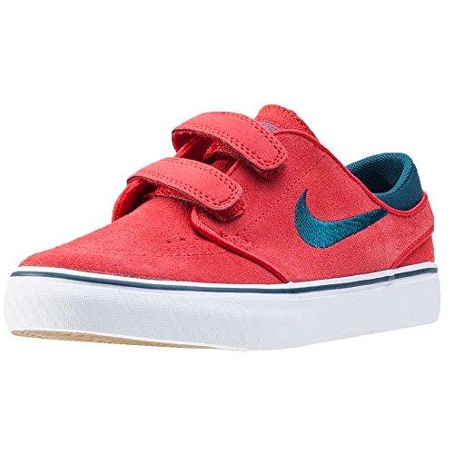 Nike Jungen Stefan Janoski Ac (Ps) Skaterschuhe Rojo (University Red / Midnight Turq-White)