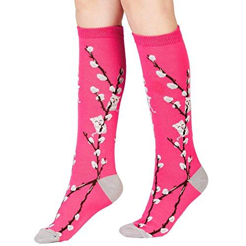 Sock It To Me, Kitty Willows, Junior Knee-High Socks, Kitten Socks