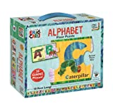 Briarpatch The World of Eric Carle Alphabet Floor Puzzle
