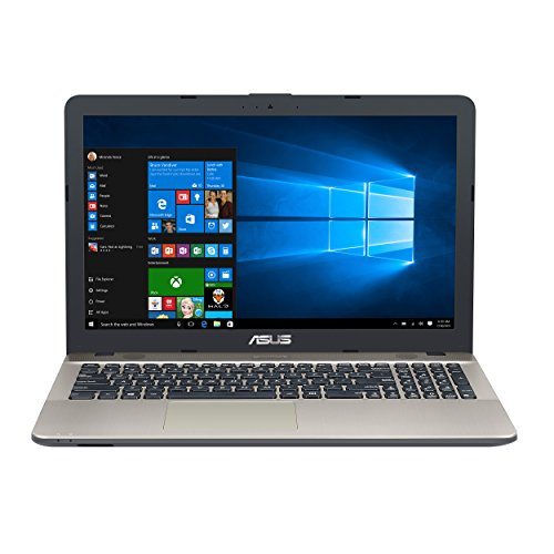 ASUS VivoBook Max X541UA-RH71 15.6-Inch Full HD Notebook (Intel Dual-Core i7-6500U 2.5GHz 12 GB RAM 1TB HDD Windows 10)