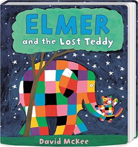 - Elmer and the Lost Teddy (Elmer series)