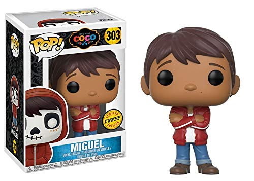 Disney Pixar Coco Funko Pop  Miguel CHASE   303 + Popschutz