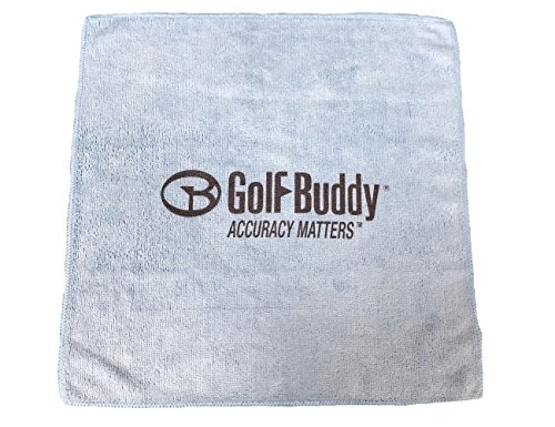 GolfBuddy WT6 Golf GPS Watch Black with Bonus Golf Buddy Microfiber Towel by GolfBuddy (Image #4)