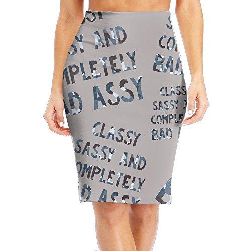 Sassy Stretch Skirt - 8