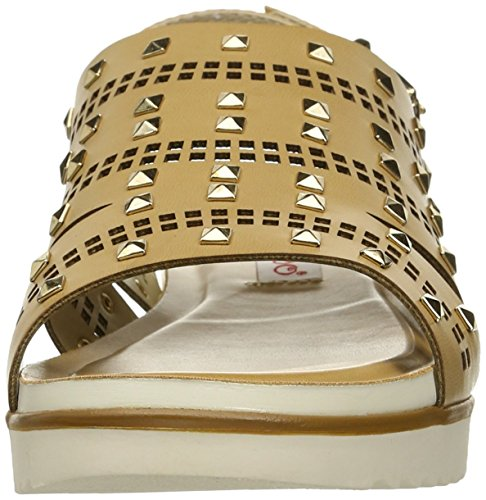 2 Lips Too Womens Too Gilbert Toe Ring Sandal Natural UjwEHbl