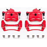 Power Stop (S2090) Performance Calipers, Front
