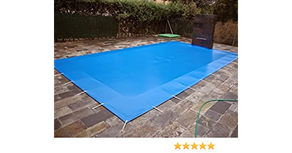 International Cover Pool Cubierta de Invierno para Piscina 3x5 Metros (3, 30x5, 30 Metros): Amazon.es: Jardín