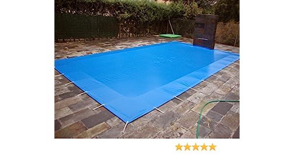 International Cover Pool Cubierta de Invierno para Piscina 3x5 Metros (3, 30x5, 30 Metros): Amazon.es: Jardín