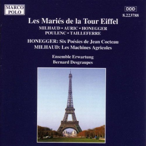 Les Maries De La Tour Eiffel by Alliance