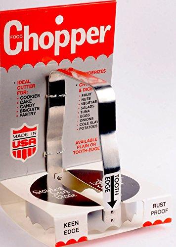 Kwik-kut Cutlery Serrated Food Chopper