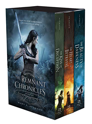 The Remnant Chronicles Boxed Set: The Kiss of Deception, The Heart of Betrayal, The Beauty of Darkness ()