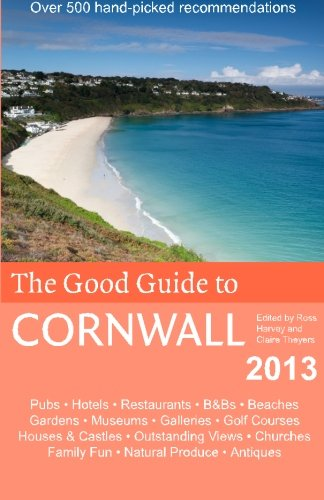The Good Guide to Cornwall 2013