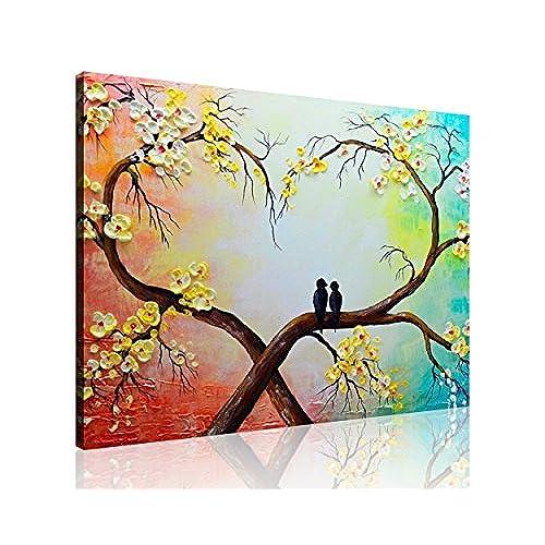 Love Birds Wall Art: Amazon.com