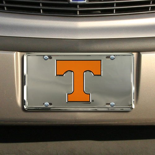 Tennessee Vols Super Stock Metal License Plate 6 x 12