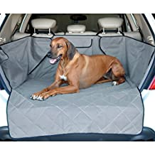 K&H Manufacturing Quilted Cargo Cover, Gray