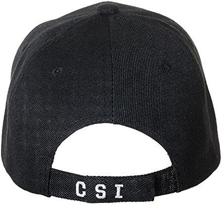 7cd48e101 CSI (Crime Scene Investigation) - Deluxe Black Embroidered Law ...