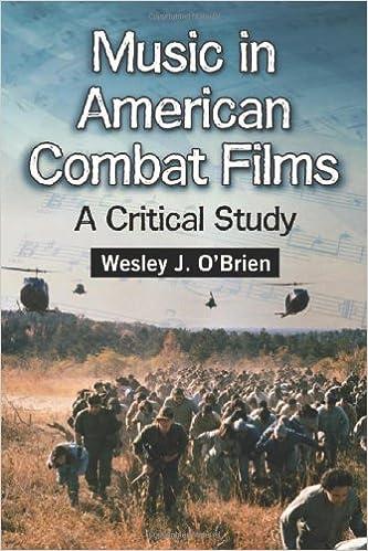 Music in American Combat Films: A Critical Study