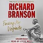 Finding My Virginity: The New Autobiography Hörbuch von Richard Branson Gesprochen von: Steve West