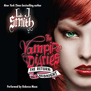 The Vampire Diaries: The Return: Midnight Audiobook