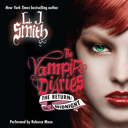 The Vampire Diaries: The Return: Midnight Audiobook [Free Download by Trial] thumbnail