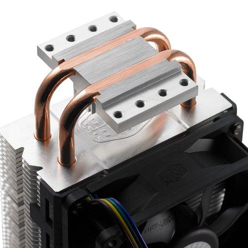 Cooler Master RR-H101-22FK-RI 30 CFM Sleeve Bearing CPU Cooler