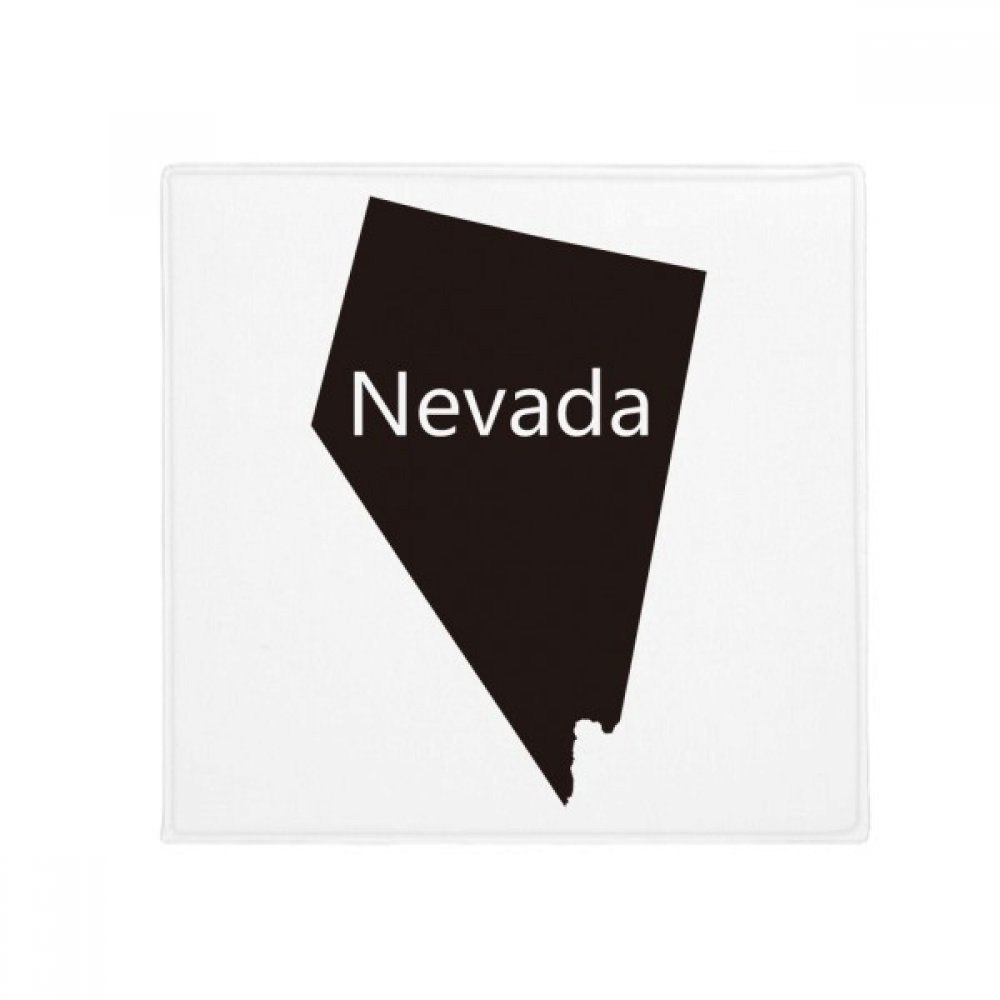 DIYthinker Nevada The United States of America Map Anti-Slip Floor Pet Mat Square Home Kitchen Door 80Cm Gift