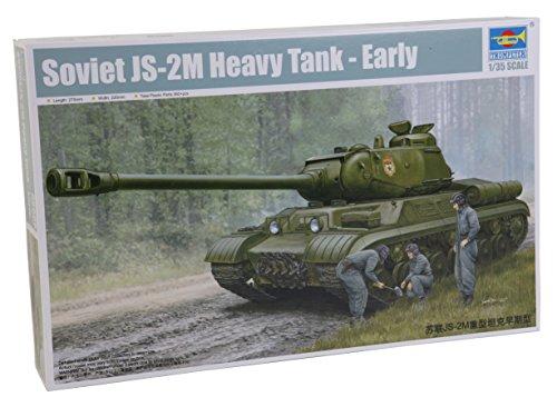 Trumpeter Soviet JS-2M Heavy Tank Early Model Kit