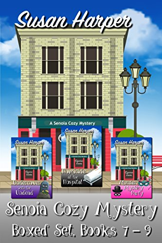 Senoia Cozy Mystery Boxed Set: Books 7 - 9