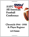 AAFC All American Football Conference, Lee Thompson, 1466285907