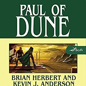 Paul of Dune Audiobook