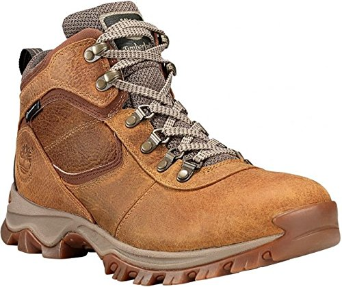 Timberland Men's MT. Maddsen Mid Leather WP Winter Boot, Dachshund, 12 M US