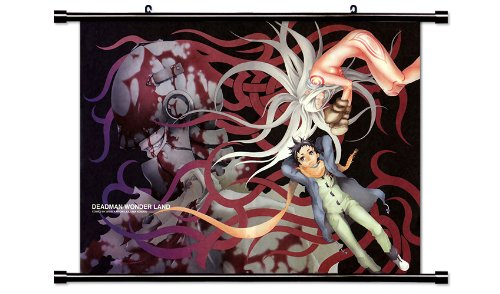 Deadman Wonderland Anime Fabric Wall Scroll Poster (32