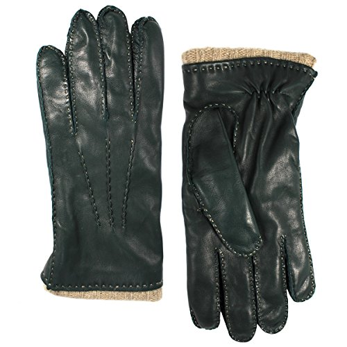 the-mens-store-bloomingdales-genuine-leather-glove-green-small