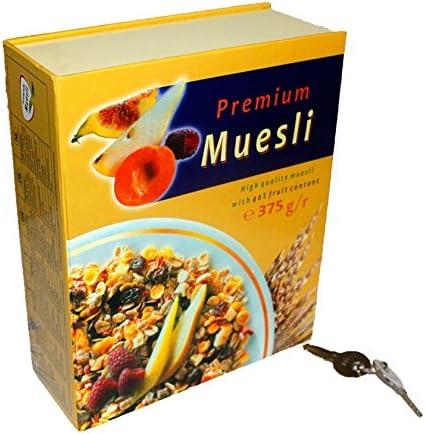 EM Ferr- Caja de Cereales para caudales: Amazon.es: Hogar