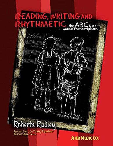 Reading, Writing & Rhythmetic: The ABCs of Music Transcription