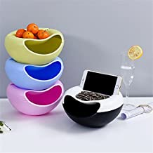 Snacks Containers,Dry Fruit Melon Seeds Candy Garbage Holder Jewelry Cosmetic Tableware Storage Box Perfect For Seeds Nuts And Dry Fruits,PK