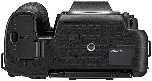 Nikon D7500 20.9MP DX-Format 4K Ultra HD Digital SLR Camera (Body Only) (Renewed) with 16GB Deluxe Lens Bundle 51wBp1XHn9L