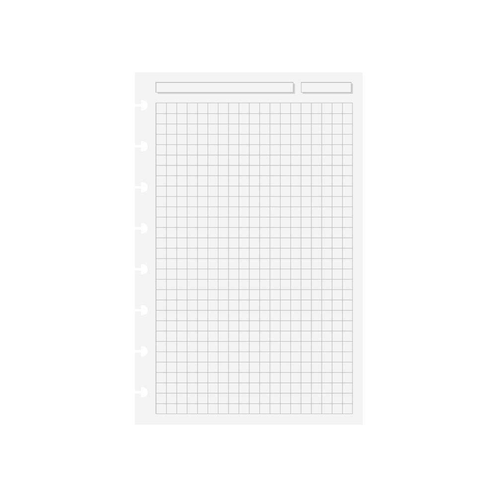100 Sheets Levenger Circa Storyboard Refill Letter