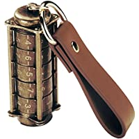 Cryptex USB Flash Drive 32 GB, USB 3.0, Antique Gold