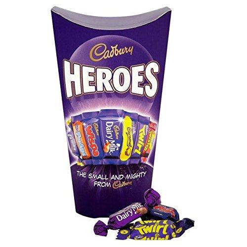 (Cadbury Heroes 323g - Pack of 2 )