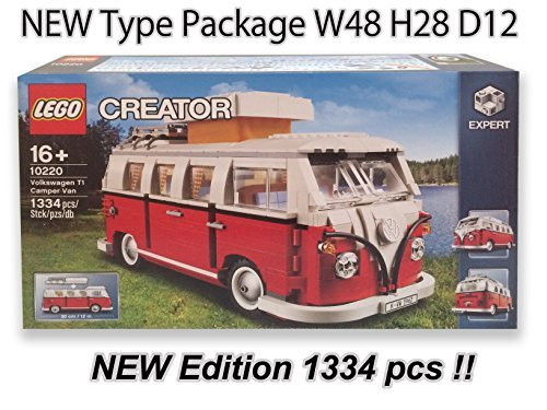 Lego 10220 Overseas specification and domestic unreleased