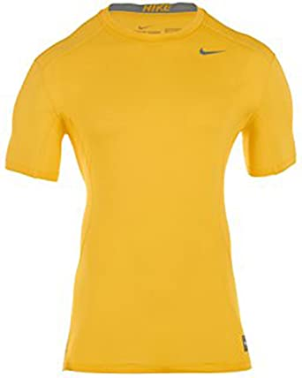 e8fce0885c64c Amazon.com  NIKE Men s Pro Cool Compression Shirt Tee Dri-Fit  Clothing