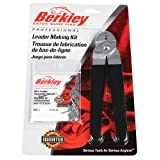 Berkley Leader Marking Kit with Crimpers and Wire Sleeves, Size-3, Black