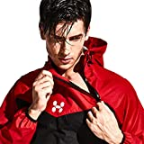 HOTSUIT Sauna Suit Men Weight Loss Jacket Pant Gym
